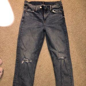 Gap new jeans